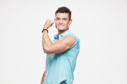 "Jackson Michie, who went to UT, will compete as a houseguest on ""Big Brother."""