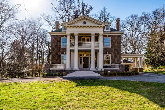 The renovated Fowler-Christenberry house at 4042 Kingston Pike is back on the market.