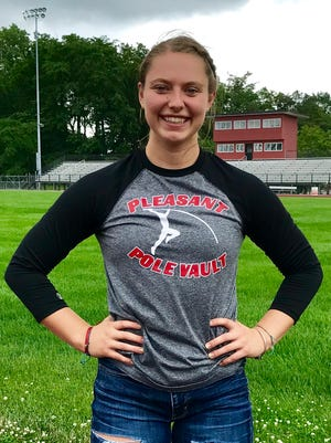 Pleasant's Camryn Varner made the Division III state championships last year in the girls pole vault as a junior. She was hoping for a return trip to Ohio State's Jesse Owens Memorial Stadium as a senior before the season was scuttled.