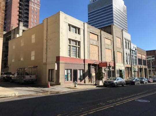 McEwen's restaurant at 120 Monroe Ave. in Downtown Memphis has plans to expand and build apartments on the upper floors of its building.