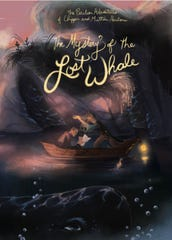 "A 30-page fairy tale called ""The Peculiar Adventures of Chipper and Mutton Abalone: The Mystery of the Lost Whale"" was written for Lost Whale bar's first anniversary. The tale also is the bar's spring and summer menu."