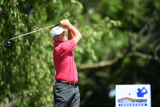 Steve Stricker will play host to most of the top players on the PGA Tour Champions circuit this weekend at University Ridge Golf Course in Madison.