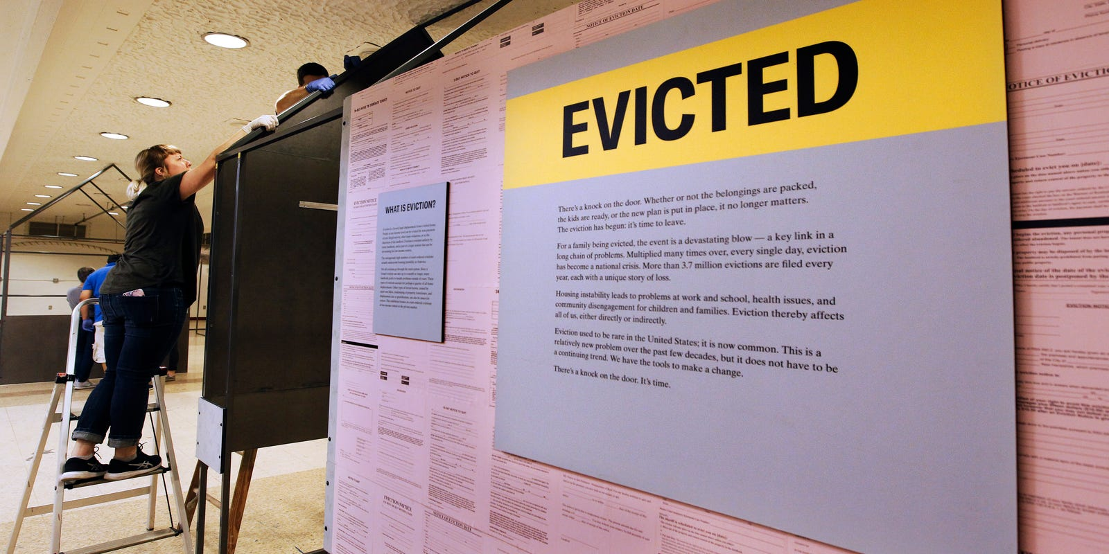 Expect The Most Evictions In History As Ban Expires