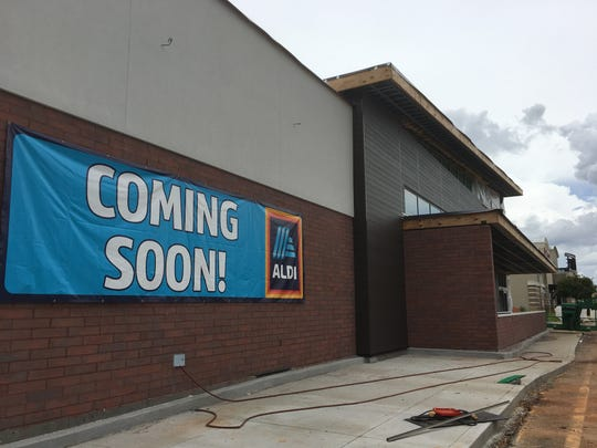 ALDI plans to open its first Montgomery location this summer.