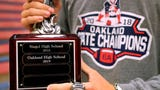 Oakland High School won The Daily News Journal All Sports Award for the first time.