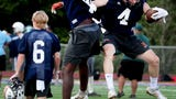 Highlights of Blackman's 7-on-7 football tournament Tuesday.