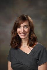 Amy Patton, principal of Liberty Elementary