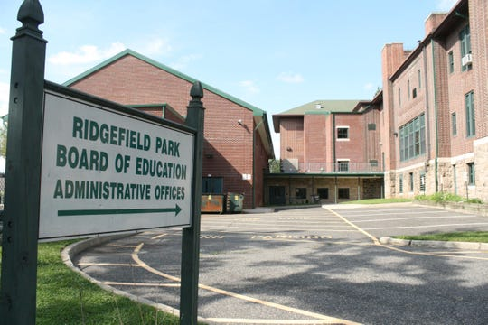Ridgefield Park Board of Education building.