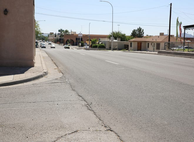 A 28-year-old man was found dead at this corner of San Pedro Street and Lohman Avenue on Saturday, June 16, 2019.