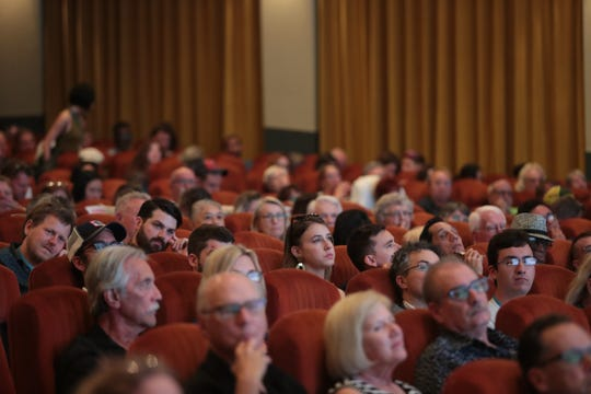 The Palm Springs International Short Film Festival kicks off at the Camelot Theatres, Palm Springs, Calif., June 18, 2019.