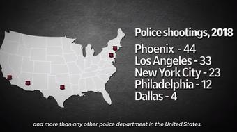 The Arizona Republic studied data spanning eight years on police shootings across Arizona.