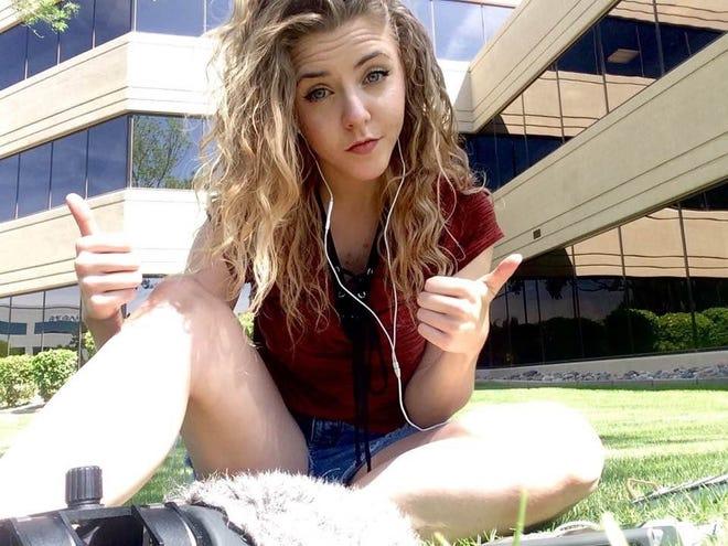 Brandie Lane, 22, attended the Art Institute of Phoenix before it closed.