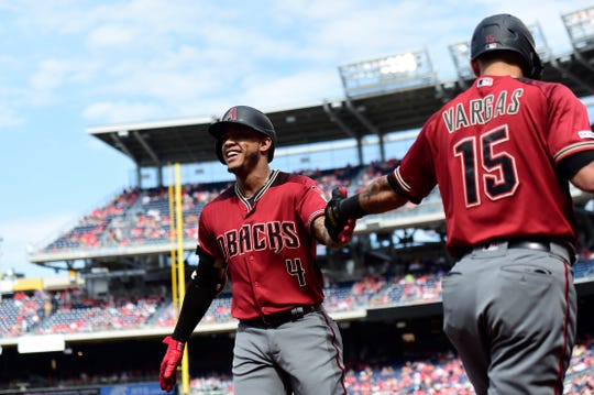The extension the Diamondbacks gave Ketel Marte before last season is looking better by the day.