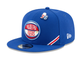 Check out the official team hats each pick will wear during the 2019 NBA draft.