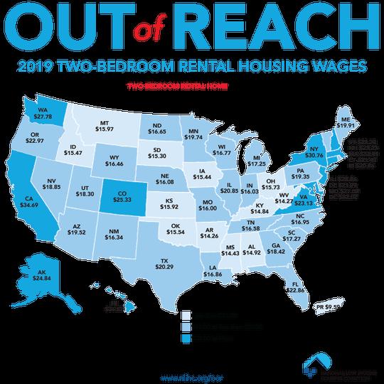 AZ Memo: Tougher to afford housing, report finds; 3 Phoenix-area restaurants, bars, close; lawmakers and blocking social media critics