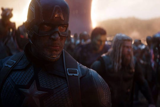 """""""Avengers: Endgame"""" está a 50 millones de dólares de romper el récord de """"Avatar""""."""