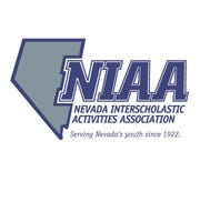 The Nevada Interscholastic Activities Association logo.