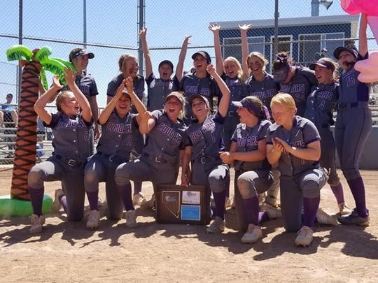 Spanish Springs won the Northern 4A softball Regional last May.