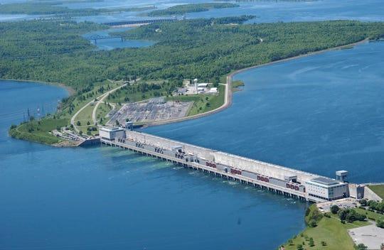 Moses-Saunders Power Dam