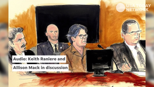 NXIVM leader Keith Raniere guilty of all counts in sex cult case