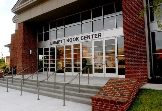 The Emmett Hook Center at First United Methodist Church in downtown Shreveport.