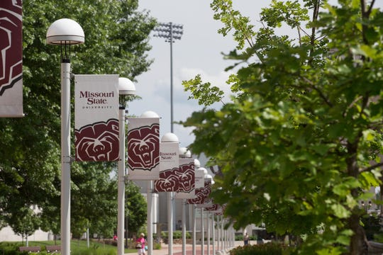 Missouri State University will offer a virtual tour of campus.