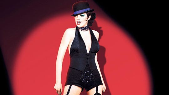 "Liza Minelli stars in ""Cabaret,"" playing Saturday at All Saint Cinema."