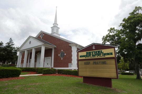 Bethel Missionary Baptist Church Tuesday, June 18, 2019