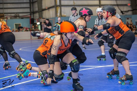 Tallahassee RollerGirls will face off against the Savannah Derby Devils at 7 p.m. June 22.