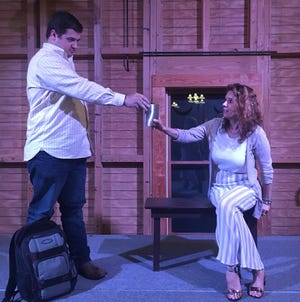 Tallahassee Hispanic Theater is shown during its Second Annual Micro Theater Festival.
