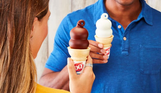 Enjoy the official start of summer with a free ice cream cone (with purchase) at Dairy Queen stores Friday.