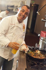 Chef Rafael Palomino, owner of Sonora in Port Chester. The restaurant recently celebrated its 20th year in Westchester.