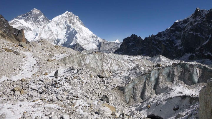 Glaciers, goodbye? Himalayan ice melt has doubled in recent years, old spy images confirm