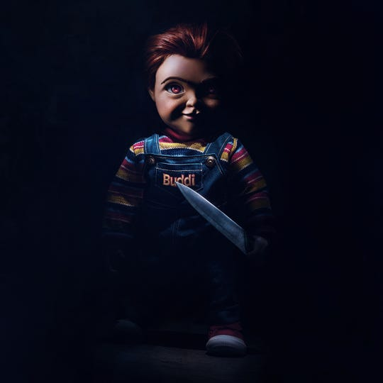 "Mark Hamill voices the murderous new Chucky in a reimagining of the 1988 horror film ""Child's Play."""