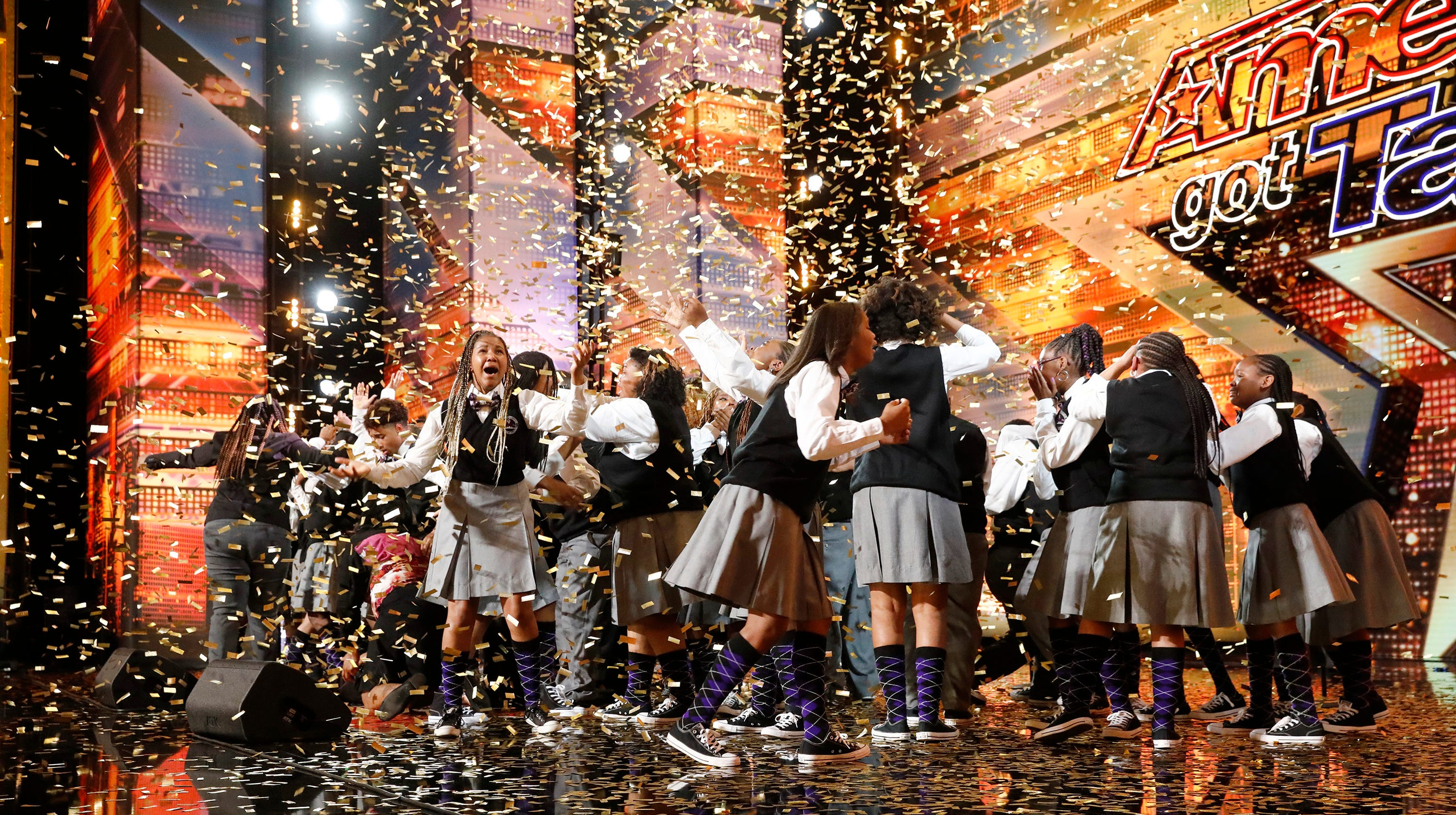 AGT': A choir has never won  Could Detroit Youth Choir be the first?