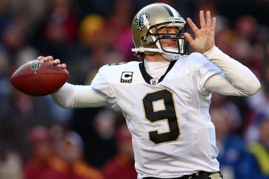 New Orleans quarterback Drew Brees is one of two NFL QBs from Austin Westlake, along with Nick Foles.