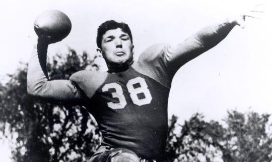 38 -- Arnie Herber