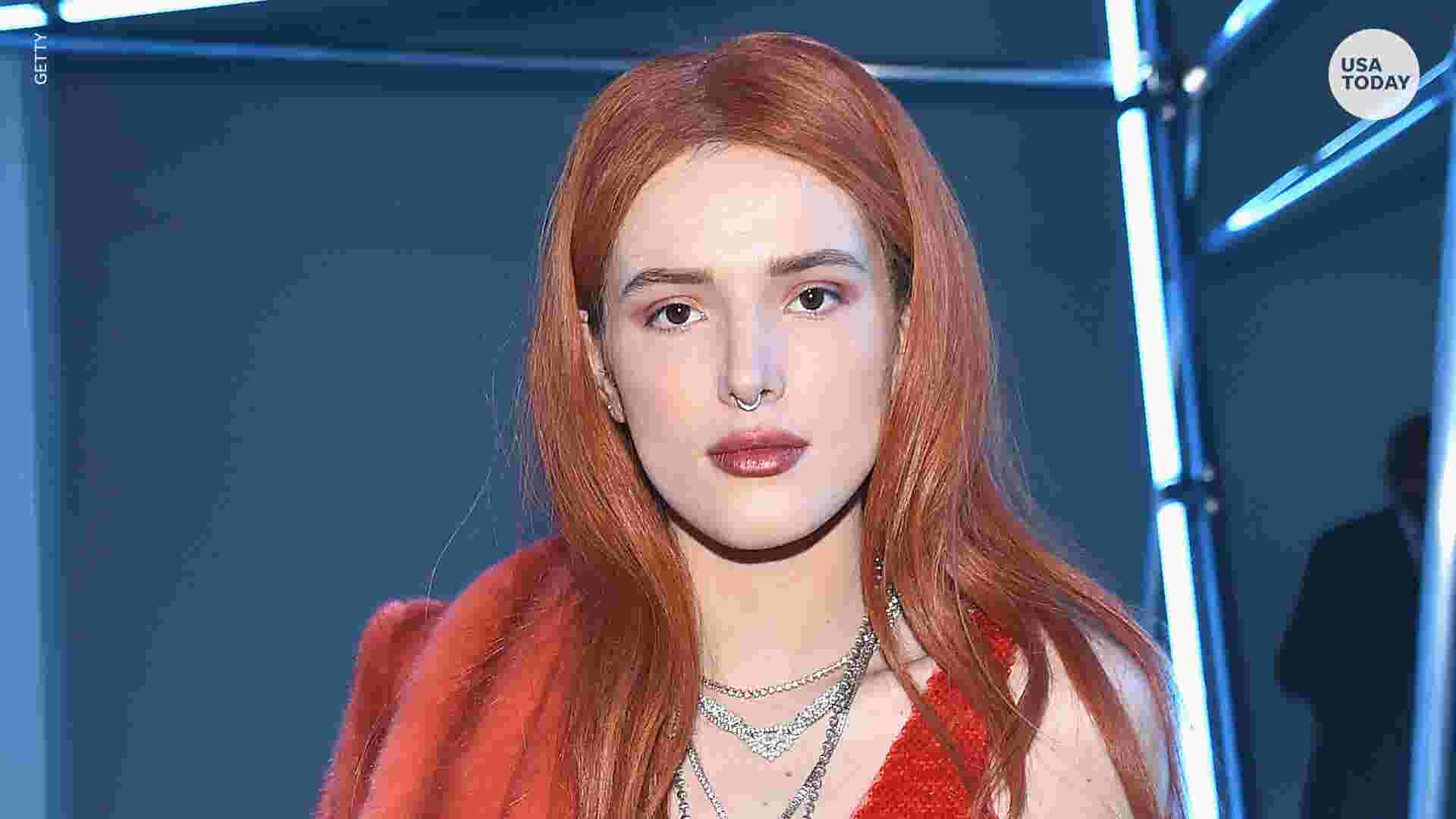 'Shame on you': Bella Thorne is disgusted by Whoopi Goldberg's criticisms