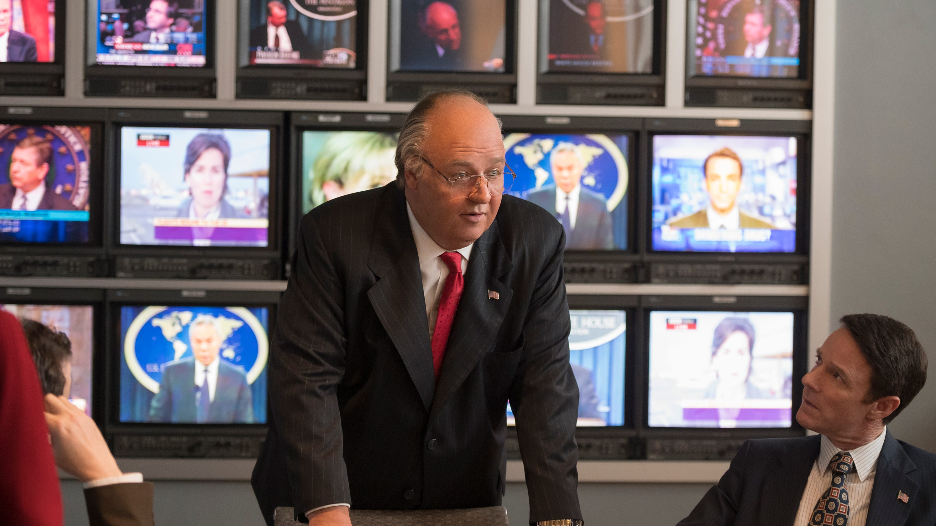The Loudest Voice Review Roger Ailes Series Will Shock