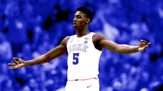 Opinion: NBA draft exciting, fast-paced and totally overrated