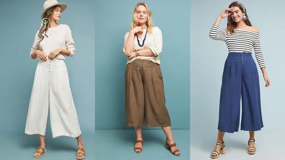 Fashion-forward, boho chic, or retro modern: these pants do it all.
