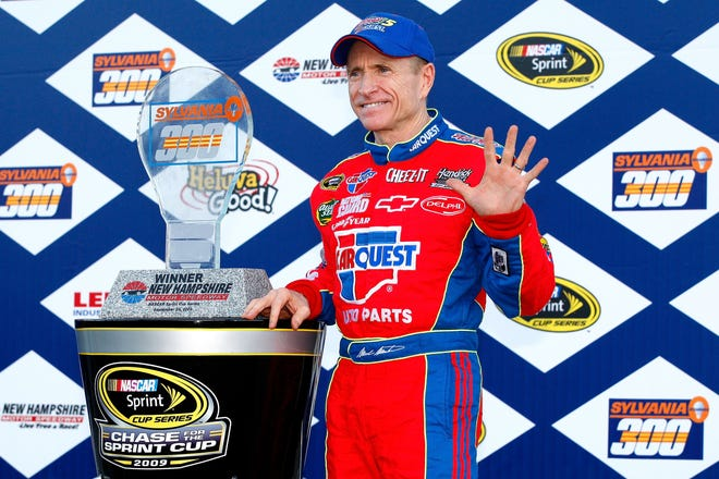 WIth the influx of road-course races, Mark Martin would likely add to his trophy case if he was behind the wheel for 2021.