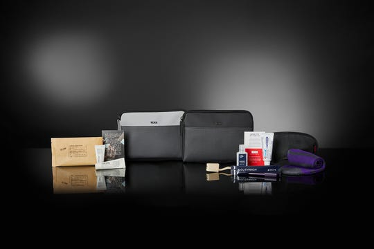 Delta One amenity kit
