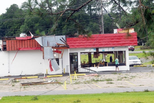 The Dairy Queen in Ball will be closed for the foreseeable future, say franchise owners Ricky Richardson and Bill Liberto.