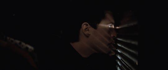 """Kyle MacLachlan in a scene from """"Blue Velvet."""""""