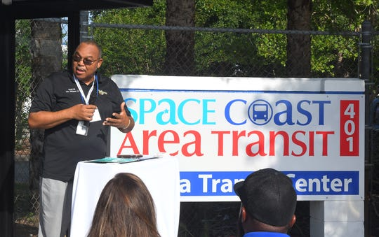 Cocoa Mayor Jake Williams said Space Coast Area Transit bus service is important to residents of the area to get to their jobs, college classes, grocery stores, medical appointments and pharmacies.