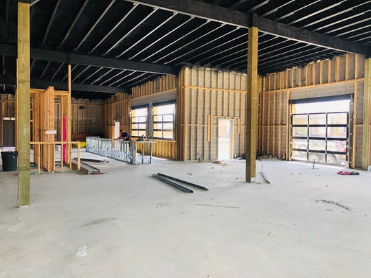 The second Bluffalo Wings and Co. is planned to open by early fall at5802 Yorktown Boulevard. It will be larger and have an outdoor patio with live music.