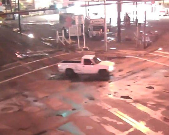 Corpus Christi police are seeking the public's help in identifying a pickup truck of interest. The pickup was in the area of a homicide in the 2000 block of Leopard Street on June 12, 2019.