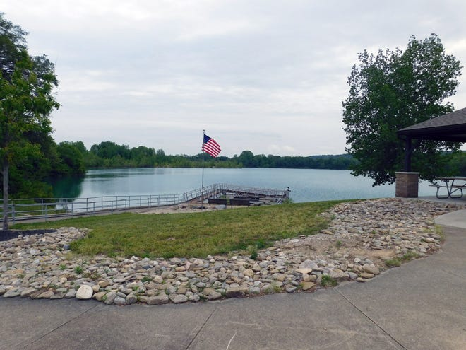 Beginning July 1, non-motorized boats can be launched from a ramp at Fairfield's Marsh Park on River Road.