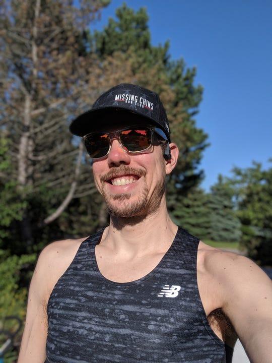 Josh Ghiringhelli is the New Balance Runner of the Week